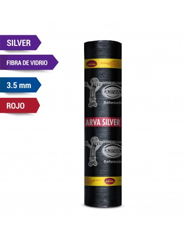 Prefabricado Silver 3.5 Rojo