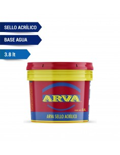 ARVA ® Sello Acrílico Base...