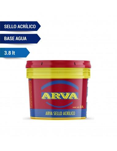 ARVA ® Sello Acrílico Base Agua 3.8 L